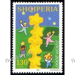 Albania 2000 Mi 2754 ** Europa Cept Wspólne Wydanie Sport