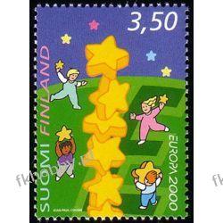 Finlandia 2000 Mi 1531 ** Europa Cept Wspólne Sport