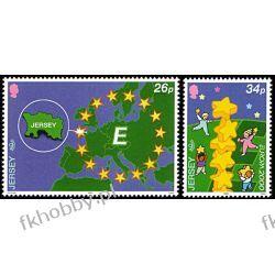 WB Jersey 2000 Mi 922-23 ** Europa Cept Wspólne Pozostałe