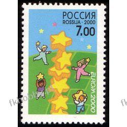 Rosja 2000 Mi 817 ** Europa Cept Wspólne Kolekcje