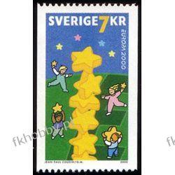 Szwecja 2000 Mi 2181 ** Europa Cept Wspólne Pozostałe