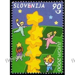 Słowenia 2000 Mi 310 ** Europa Cept Wspólne Pozostałe