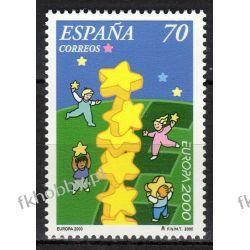 Hiszpania 2000 Mi 3540 ** Europa Cept Wspólne Pozostałe