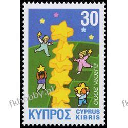 Cypr Gr 2000 Mi 957 ** Europa Cept Wspólne Pozostałe