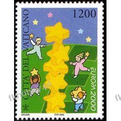 Watykan 2000 Mi 1345 ** Europa Cept Wspólne Pozostałe
