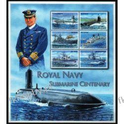 Sierra Leone 2001 Mi ark 4010-15 ** Statek Okręt Marynistyka