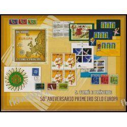 Wyspy Św Tomasza 2006 BL 538 ** Europa Cept Mapa Pozostałe