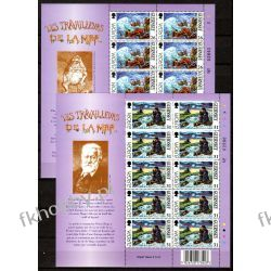 WB Guernsey 1997 ark 734-35 ** Europa Cept Statek Legendy Pozostałe
