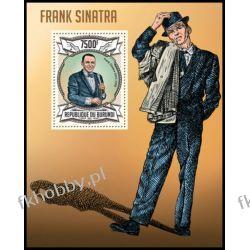Burundi 2013 Mi BL 321 ** Frank Sinatra Muzyka