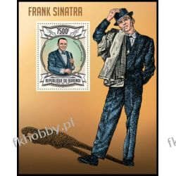 Burundi 2013 Mi BL 321 ** Frank Sinatra Muzyka Kolekcje