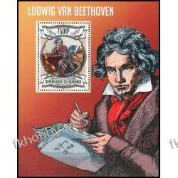 Burundi 2013 BL 328 ** Beethoven Kompozytor Muzyka Kolekcje