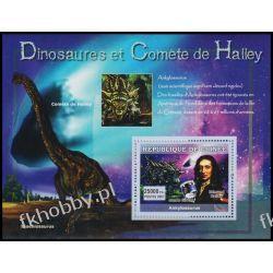 Gwinea 2007 BL 1221 ** Dinozaur Kometa Halleya Fauna