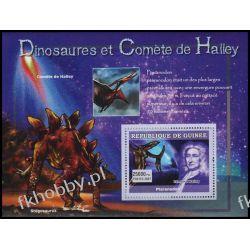 Gwinea 2007 BL 1222 ** Dinozaur Kometa Halleya Fauna
