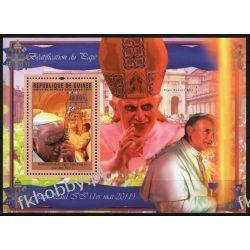 Gwinea 2011 Mi BL 1955 ** Jan Paweł II Papież Kolekcje