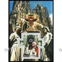 Gwinea Bissau 2011 Mi BL 940 ** Jan Paweł II Papież Pozostałe