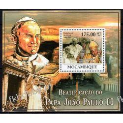 Mozambik 2011 Mi BL 461 ** Jan Paweł II Papież