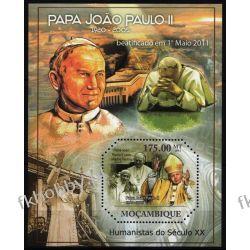 Mozambik 2011 Mi BL 473 ** Jan Paweł II Papież