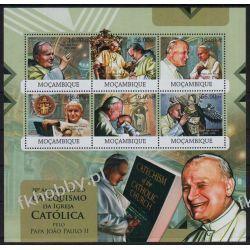 Mozambik 2012 M ark 6041-46 ** Jan Paweł II Papież