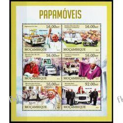 Mozambik 2013 M ark 6553-58 ** Jan Paweł II Papież
