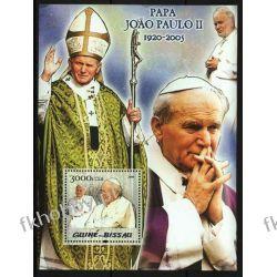 Gwinea Bissau 2005 Mi BL 512 ** Jan Paweł II Papież
