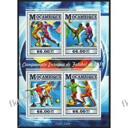Mozambik 2015 Mi ark 8129-32 ** Piłka Nożna Sport Sport