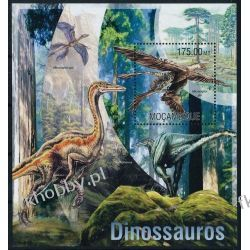 Mozambik 2013 Mi BL 772 ** Dinozaury Fauna