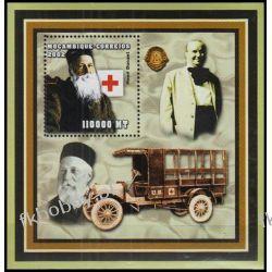 Mozambik 2002 Mi BL 165 ** Henri Dunant Nobel Medycyna Pozostałe