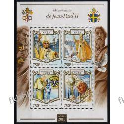 Niger 2015 Mi ark 3355-58 ** Jan Paweł II Papież Teresa Kolekcje