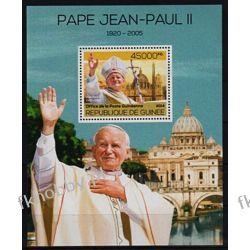 Gwinea 2014 BL 2332 ** Jan Paweł Matka II Papież Kolekcje