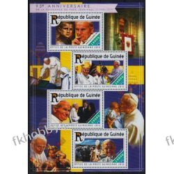 Gwinea 2015 ark 11113-16 ** Jan Paweł II Matka Teresa Kolekcje