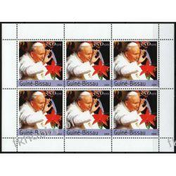 Gwinea Bissau 2004 ark 2709 ** Jan Paweł II Papież Kolekcje