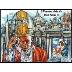 Mozambik 2015 Mi BL 1337 ** Jan Paweł II Papież Kolekcje