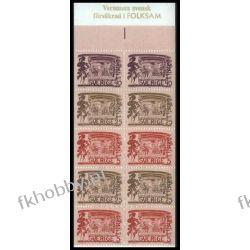 Szwecja 1966 Mi MH 13 I ** Folklor Czesław Słania Kolekcje