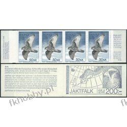 Szwecja 1981 MH 1140 ** Czesław Słania Sokół Ptaki Kolekcje