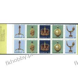 Szwecja 1971 Mi MH 29 ** Zabytki Czesław Słania Kolekcje