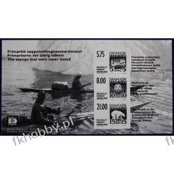 Grenlandia 2001 BL 22 ** Czarnodruk Słania Niedżwiedż Foka  Pozostałe