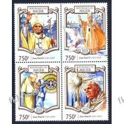 Niger 2015 Mi 3355-58 ** Jan Paweł II Papież Teresa Kolekcje