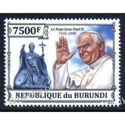 Burundi 2013 Mi 3237 ** Jan Paweł II Papież Kolekcje