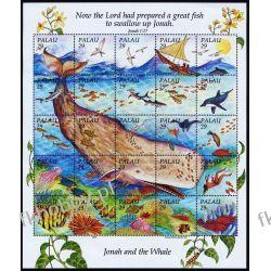 Palau 1993 Mi ark 668-85 ** Marynistyka Ryby Wieloryb Gady i Płazy