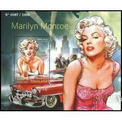 Togo 2015 Mi BL 1203 ** Marilyn Monro Film Pozostałe