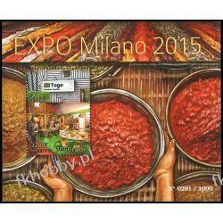 Togo 2015 Mi BL 1209 ** EXPO Milano Pozostałe