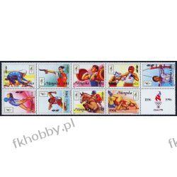 Mongolia 1996 Mi 2633-41 ** Olimpiada Atlanta A Kolekcje