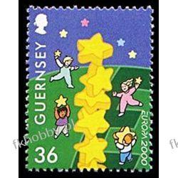 WB Guernsey 2000 Mi 853 ** Europa Cept Wspólne Pozostałe