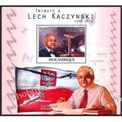 Mozambik 2010 BL 401 ** Lech Kaczyński Polonik Kolekcje