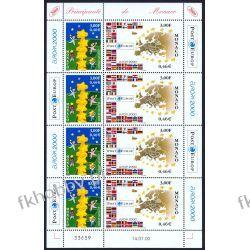 Monako 2000 Mi ark 2499-00 ** Europa Cept Flagi Mapa Pozostałe