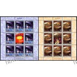 Jugosławia 2000 Mi ark 2975-76 ** Europa Cept Wspólne Pozostałe