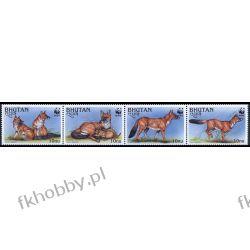 Bhutan 1997 Mi 1687-90 Zwierzęta WWF Pies D Kolekcje