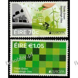 Irlandia 2016 Mi 2184-85 ** Cept Wspólne Wydanie