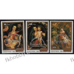 Wyspy Cooka 1986 Mi 1132-34 ** Jan Paweł II Papież Kolekcje