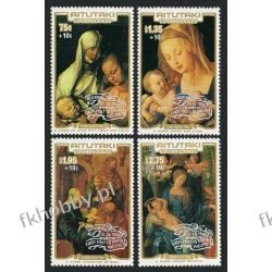 Aitutaki 1986 Mi 601-04 ** Jan Paweł II Papież Kolekcje